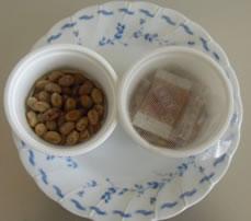 冷凍小粒納豆