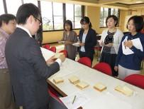 パン品質調査会の様子